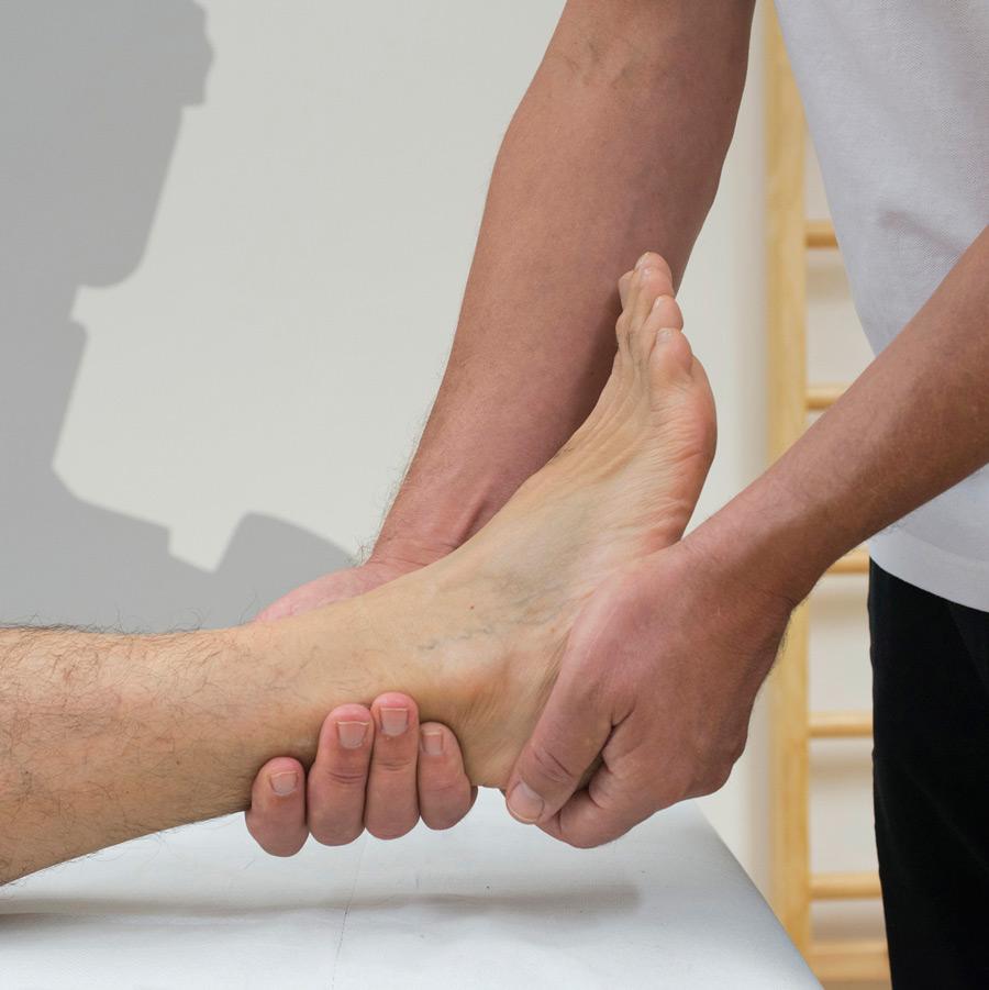 Orthopädie - Behandlung 2
