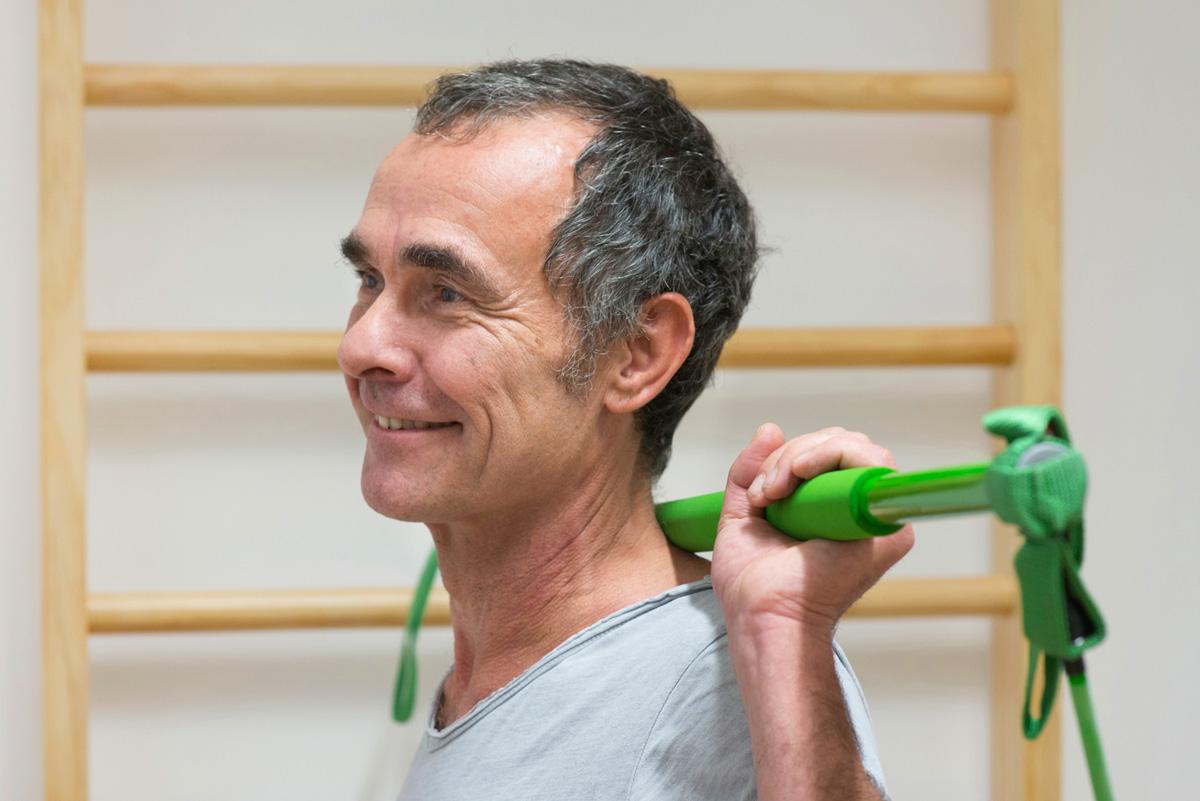 Orthopädie - Individueller Therapieplan